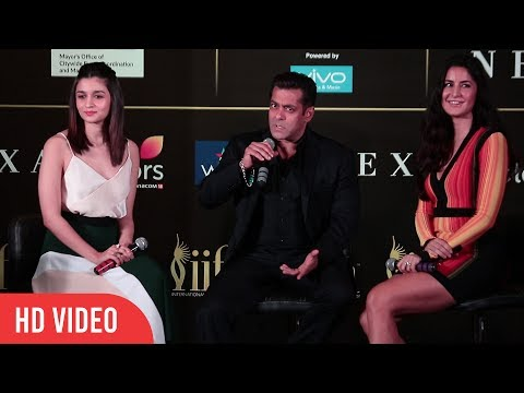 Xxx Mp4 Salman Khan Katrina Kaif And Alia Bhatt Full Interview IIfa Awards 2017 Press Conference 3gp Sex