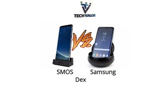 SMOS Dex vs Samsung Dex - Part 1 - Unboxing and Physical Comparison