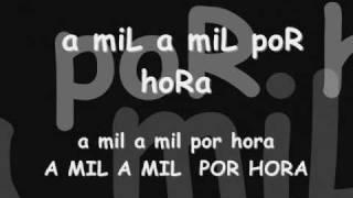 LynDa a miL poR hoRa + ((LYRICS))