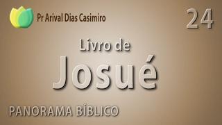 Panorama Bíblico - Livro de Josué
