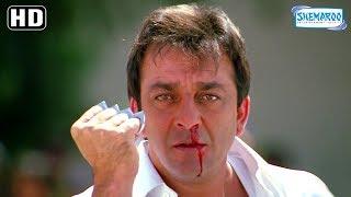 Sanjay Dutt Entry Scene from Maine Dil Tujhko Diya - Sohail Khan, Rajpal Yadav - Action Scene Sanju