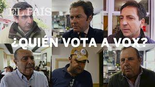 """Los nuevos VOTANTES de VOX: """"Esto no es solo de Andalucía, también les apoyaremos en las generales"""""""