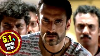 Simhadri Movie || NTR at Rahul Dev's Place Action Scene || Jr NTR, Bhoomika, Ankitha
