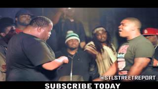 **Mr. Millz(Gary IN) vs KD (STL) * Full BATTLE Presented by Stlstreetreport