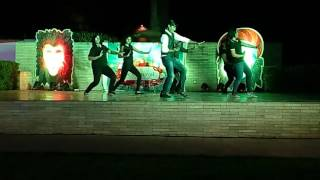 Jhing Jhing Jhingat | Sairat | Marathi Song | Cognizant BFS De-Carnaval - 2016 |