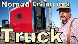 Tour of a Nomad Living in a Truck