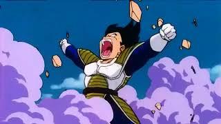 Goku vs Vegeta (original fight) DBZ