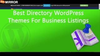 5 Best Directory WordPress Themes For Business Listings Free and Premium