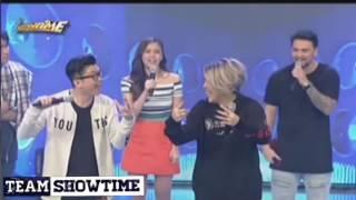 It's Showtime: PPAP (Pen Pineapple Apple Pen) Vhong Navarro and Vice Ganda Version