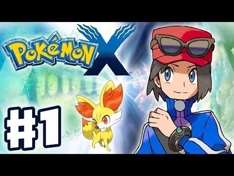 Xxx Mp4 Pokemon X And Y Gameplay Walkthrough Part 1 Intro And Starter Evolutions Nintendo 3DS 3gp Sex