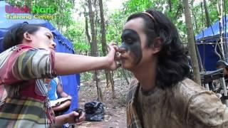 Proses Make Up Stuntman film Air Terjun Pengantin Phuket