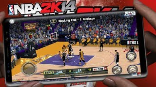 NBA 2K14 Download For Android | With Gameplay Proof By CrazyPlayOn