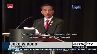 Inilah Pidato Jokowi yang Bikin Pengusaha Jerman Tertawa dan Tertarik Investasi Di Indonesia