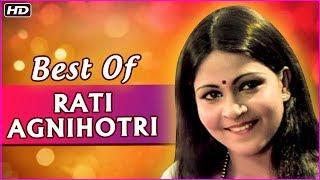 Happy Birthday Rati Agnihotri | Best Scenes Of Rati Agnihotri | Ek Duuje Ke Liye Hindi Movie