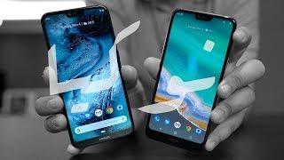 رڤيو نوكيا ٦.١ بلاس و ٧.١ | Nokia 6.1 Plus & 7.1