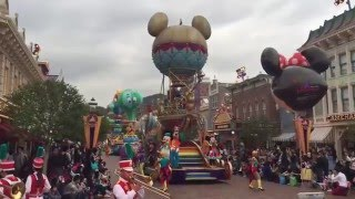 Happily Ever After...Disneyland official video by... Janella Salvador