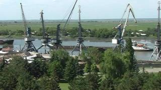 ANTA TV film about the town of Azov. 2011.