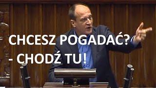 Kukiz do PO: chcecie chapać, jak przez ostatnie 8 lat chapaliście!
