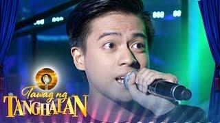 Tawag Ng Tanghalan: Deo Ramirez   Complicated
