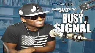 Busy Signal talks 20/20 foundation, 2012 extradition + 'Gary' @NightlyFix