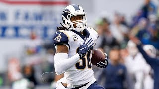Todd Gurley Leads Rams Past Seahawks | Stadium