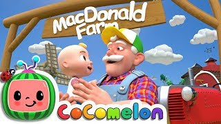 Old MacDonald | ABCkidTV Nursery Rhymes & Kids Songs