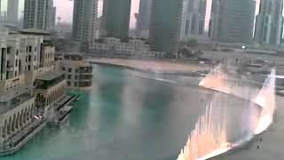 Dubai Water Show