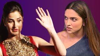 Katrina Kaif ignores Deepika Padukone publicly