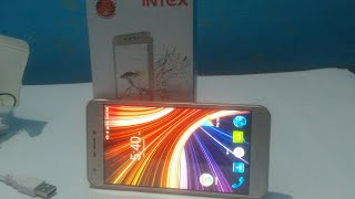 [Hindi] Unboxing of Intex cloud Q11 4G