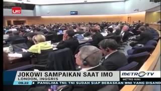 Begini Isi Pidato Jokowi yang Buat Parlemen Inggris Terpukau