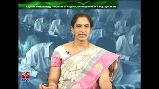 TRT - SA || English - Aspects of English - Development of Language Skills - P1 || Jyoti Basu