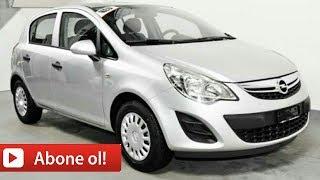 Opel Corsa 1.2 16v twinport Tanıtımı