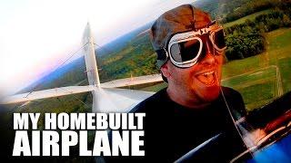 My Homebuilt Airplane   Pilot n