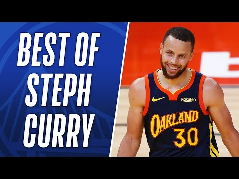 Steph Curry s BEST PLAYS Of The 2020 21 Regular Season 🔥