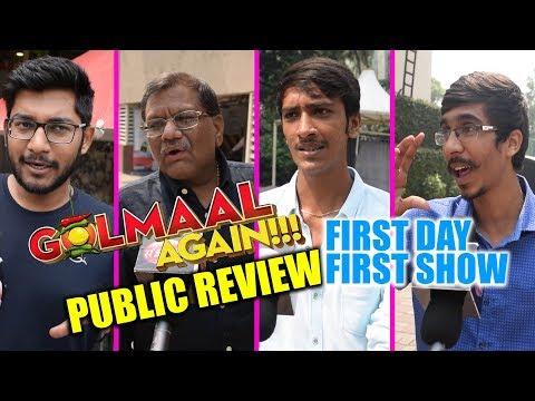 Xxx Mp4 Golmaal Again Public Review Reaction First Day First Show Ajay Devgn Parineeti Chopra Tabu 3gp Sex