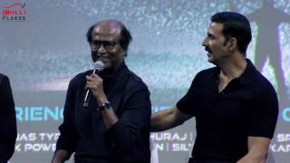 Press Conference  2.O Official First Look Launch Full Event | Rajnikant | Salman Khan | Akshay Kumar