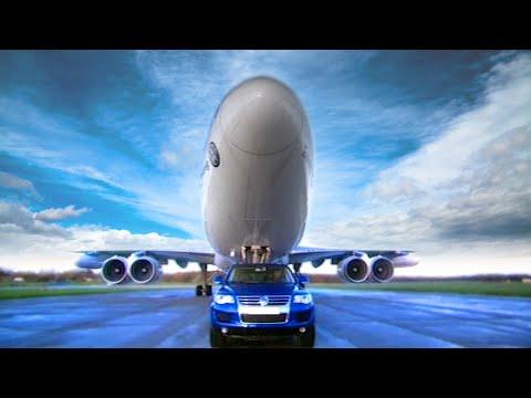 Xxx Mp4 VW Touareg Towing A 747 Jumbo Jet Fifth Gear 3gp Sex