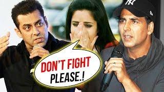 Salman और Akshay के झगडे में Katrina के हाथ से निकल गयी फिल्म