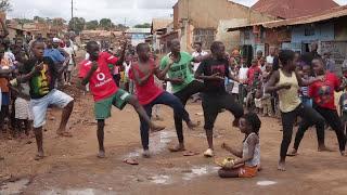 Ghetto Kids Dancing Follow Follow Hanson Baliruno DjDinTV