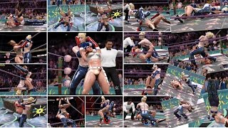 WWE 2K17 AIGLE Submitted by MS. SPENCER (PS4 CAW DIVA)
