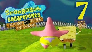 FOOTRACE WITH PATRICK | SpongeBob SquarePants RotFD | Ep. 7