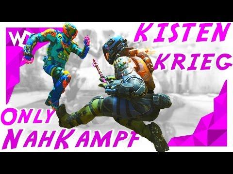 BLACK OPS 3 Kistenkrieg ONLY Nahkampf 😂 COMEDY Gaming