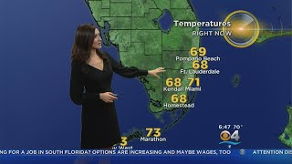 CBSMiami.com Weather 11/20 6AM