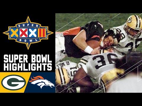 Xxx Mp4 Super Bowl XXXII Packers Vs Broncos 5 Top 10 Upsets NFL 3gp Sex