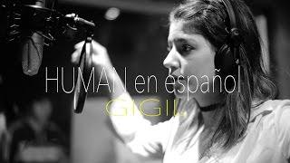 Human Christina Perri en español - Cover Gigil