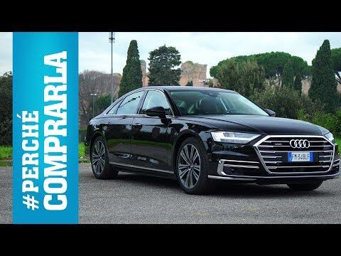 Audi A8 2018 Perché comprarla e perché no