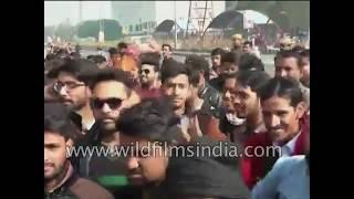 Karni Sena protests against Padmavat Movie