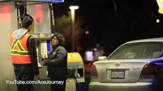 Paying For People's Gas    Gas Station Christmas Miracle