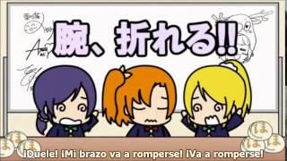 『NozoEli Radio Garden #13』Emitsun vs Nan-chan y Kussun - Sub Español