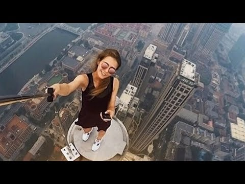 Xxx Mp4 Girl Falls Off Building After Taking A Selfie 3gp Sex